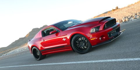 Shelby goes old and new school with Super Snake Wide Body, Focus ST
