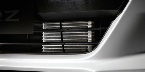 Subaru BRZ RA Racing: new model keen for the track