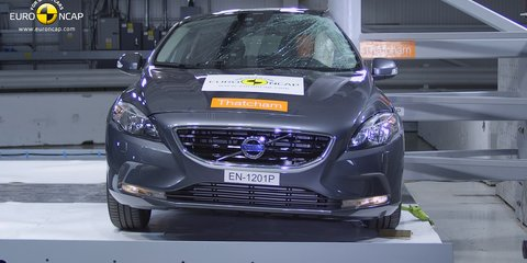 Opel Corsa, Subaru Forester, Volvo V40 awarded five-star ANCAP safety ratings