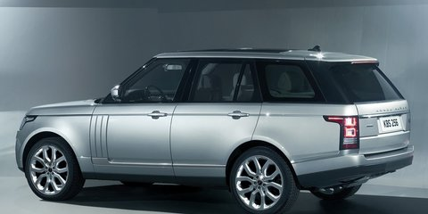 2013 Range Rover: supercharged 3.0L V6 added to line-up