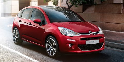 Citroen C3 facelift: fresh look for French city car