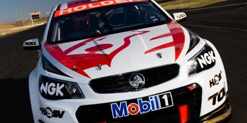 Holden Racing Team V8 Supercar - Front