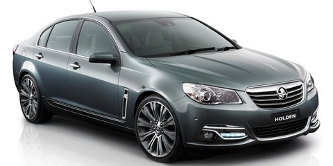 Holden VF Commodore: most advanced MyLink infotainment system