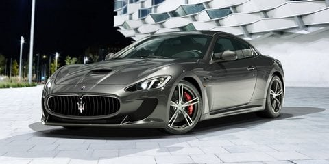 Maserati GranTurismo MC Stradale four-seater confirmed