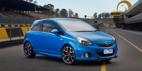 Opel Corsa OPC: pricing and specifications