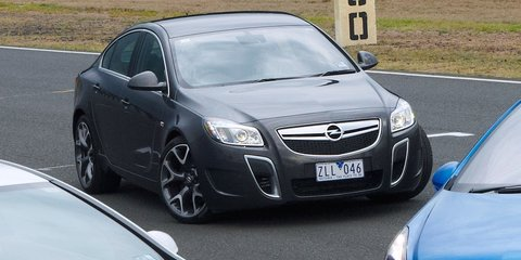 Opel Insignia OPC: pricing and specifications