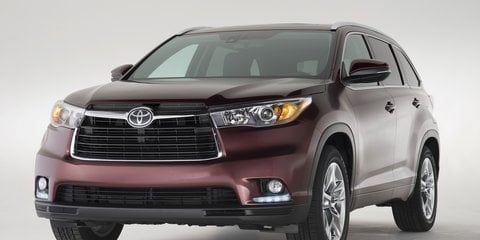 Toyota Kluger: all-new SUV now seats eight, but still lacks diesel