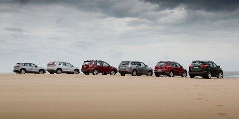 SUV Comparison: Video Reviews