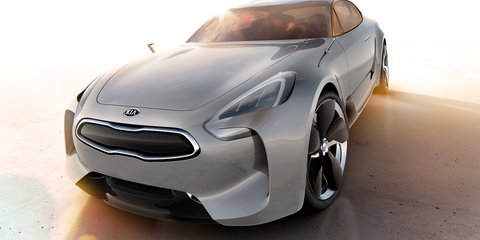 Kia GT heading to showrooms from 2016 - report