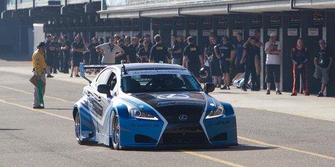 Lexus IS F racer not for V8 Supercars