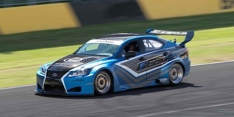 Lexus IS F racer not for V8 Supercars