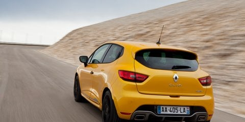 2013 Renault Clio RS Review