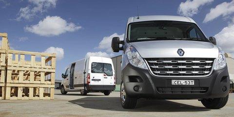Auspost picks Renault vans
