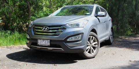 Hyundai Santa Fe Review: Long-term report two