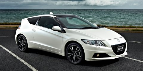 2013 Honda CR-Z raises power and pricing