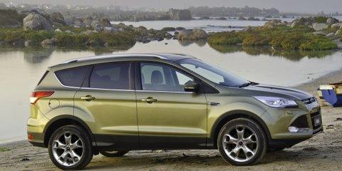 2013 Ford Kuga Review