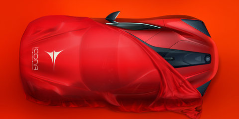 Icona Vulcano: 670kW Chinese hybrid supercar set for Shanghai reveal