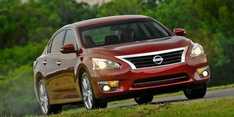 Nissan Altima Review