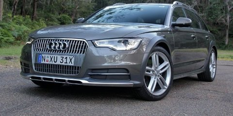 2013 Audi A6 Allroad Review