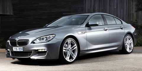 BMW 640d Gran Coupe: new diesel variant on sale in Australia