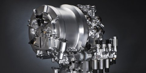 Volvo Flywheel KERS technology boosts power and efficiency
