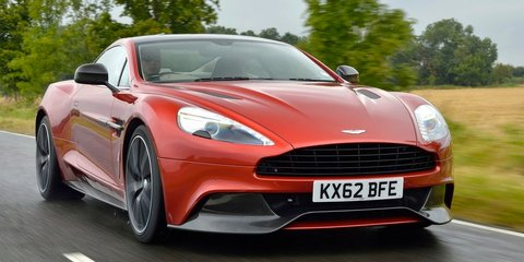 Aston Martin, Daimler in talks over engine partnership: report