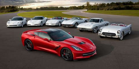 Corvette frame spotted at General Motors battery lab: Hybrid Corvette on the way?