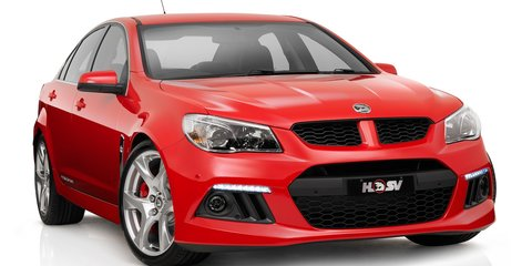 HSV Gen-F to supercharge slowing sales