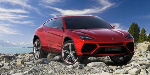 Lamborghini Urus hybrid to offset V10 and V12 emissions