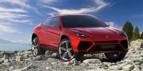 Lamborghini CEO confirms Urus SUV production