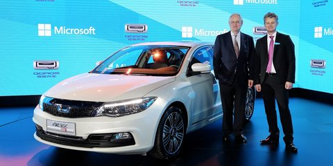 Qoros to feature cloud-based infotainment service as standard