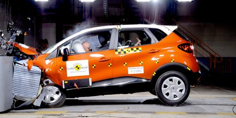 Renault Captur, Chevrolet Trax achieve five-star NCAP safety rating