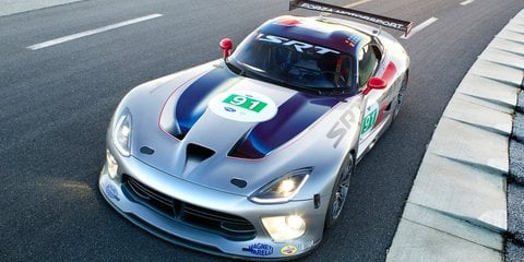 Viper returning to Le Mans