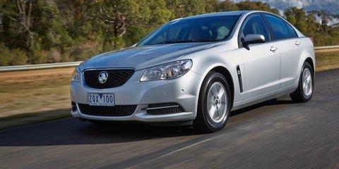 2013 Holden VF Commodore Evoke Review