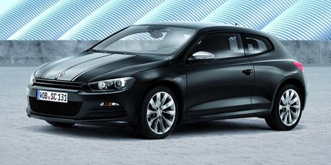 Volkswagen Scirocco Million celebrates production milestone