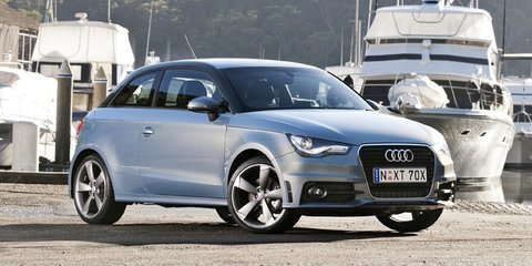 Audi A1 three-door model dropped