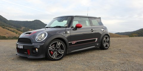 Mini Cooper JCW GP Review