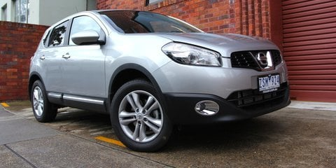 Nissan Dualis TS Review