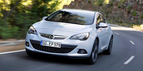Opel Astra GTC Sport: new engine, new gearbox for $36,990