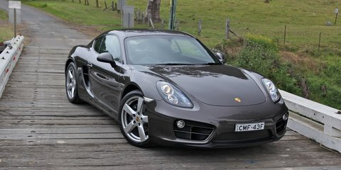 2013 Porsche Cayman Review