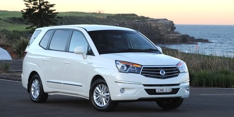 2014-15 Ssangyong Stavic recalled