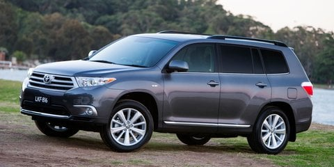 Toyota Kluger Altitude special edition released