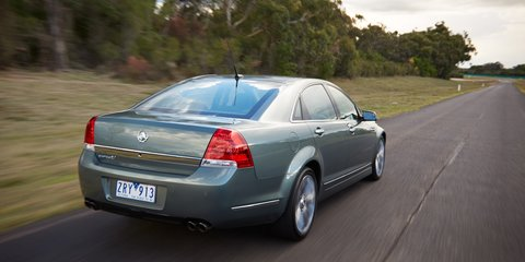 2013 Holden WN Caprice Review