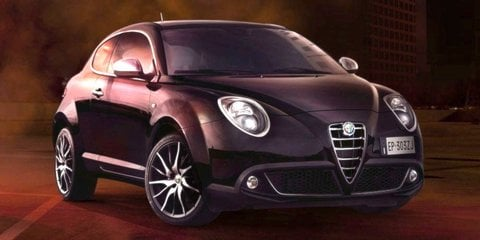 Alfa Romeo Mito: updated Italian city car here in Q4