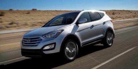 Hyundai Santa Fe 2.0L Turbo Review