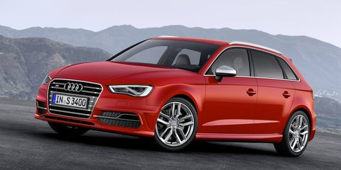 Audi S3 Sportback: $59,900 hot-hatch here in December