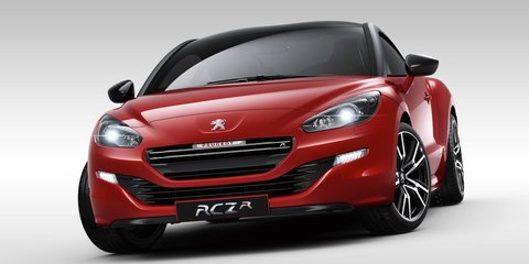 Peugeot RCZ R pricing and specifications