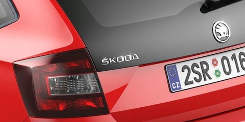 Skoda Rapid Spaceback teased