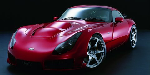 TVR to make a comeback within two years