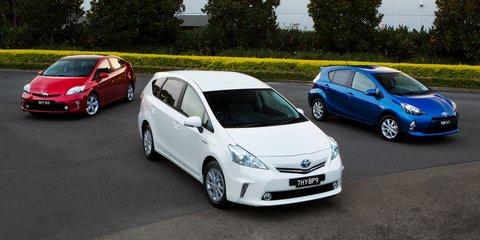 Toyota Prius sales pass 3 million mark